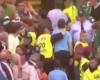 La penosa subida al palco del árbitro de la Copa de Portugal