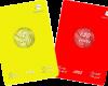 Nuestras tarjetas de Árbitro10, disponibles en todo el mundo