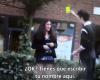 La broma del árbitro de fútbol en la calle