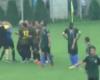 Dos árbitros reanudan los partidos tras ser salvajemente agredidos