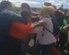 Las imágenes de la agresión a un árbitro en... ¡prebenjamines!