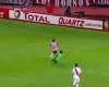 Lo difícil de señalar los penaltis en los que el jugador no se cae