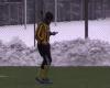 ¿Y si un futbolista habla por el móvil mientras juega?