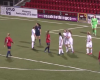 La UEFA manda repetir un penalti en el  minuto 96