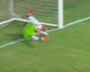 Un gol fantasma de Costa Rica que sólo puede ver el asistente