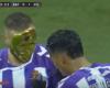 Las máscaras del Valladolid les costaron dos tarjetas