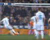 El balón que se mueve antes de que Cristiano el penalti