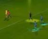 El árbitro pita los seis segundos al portero y el rival marca sacando rápido