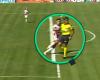 Las interferencias del árbitro que no obligan a parar el juego