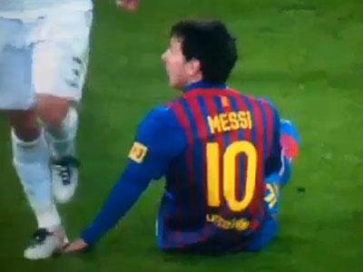 Cosas de la Copa: del pisotón de Pepe al señorío de Carlos Pouso
