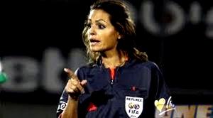Una mujer ya dirige en la élite del fútbol de Israel