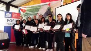 Chile: mujeres aprenden a arbitrar en la cárcel