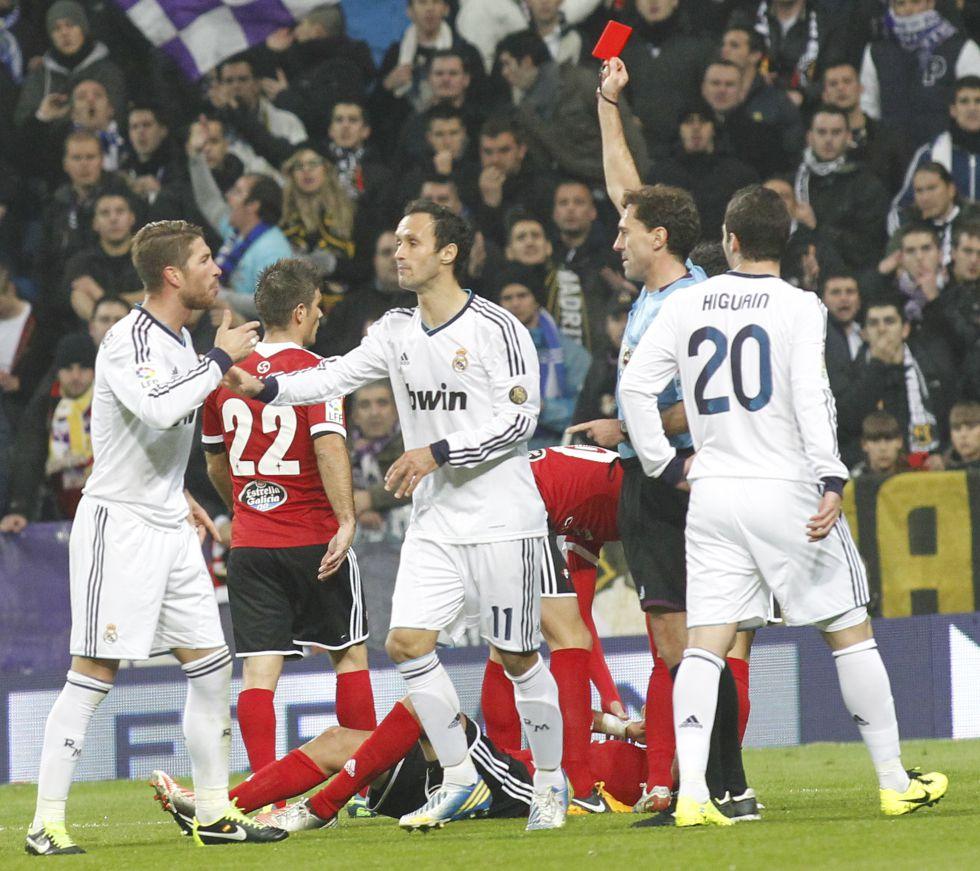 """Sergio Ramos pide """"justicia"""" para los errores de los árbitros"""