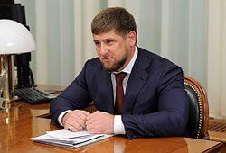 """El líder checheno insiste: """"Nadie se reirá de mi pueblo"""""""