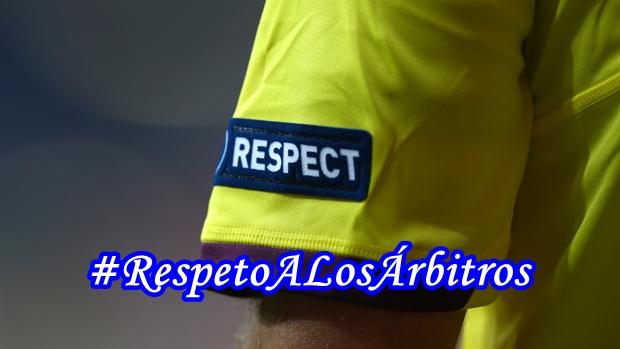 Primera jornada, primera agresión al árbitro en Palencia