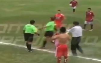 Vuelven las agresiones a la terrible Copa Perú