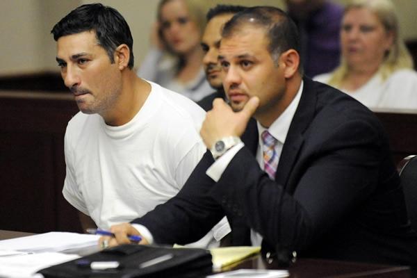 El jugador que mató al árbitro en Detroit estará ocho años en la cárcel