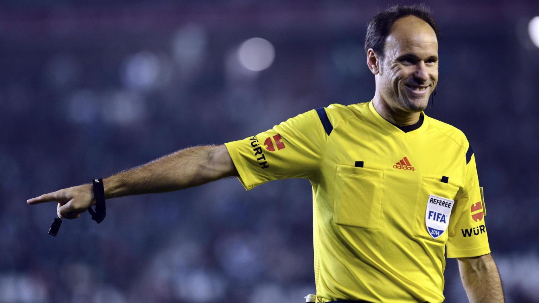 """Mateu Lahoz se """"clasifica"""" para los Juegos Olímpicos"""