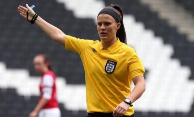 Sancionan a un árbitro inglés por suplantar a compañeras en Tinder