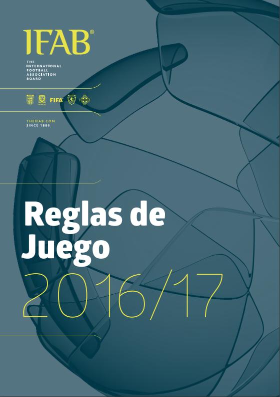 La versión definitiva de las Reglas 16/17 en español
