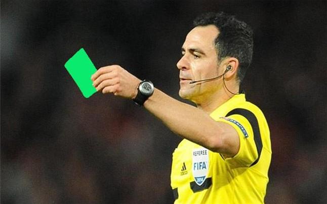 "Tarjetas verdes, azules e incluso tarjetas ""invisibles"""