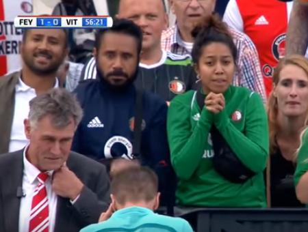El VAR hace justicia dos minutos después en la Supercopa de Holanda