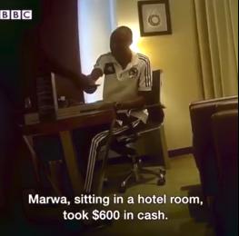 Un asistente de Kenia se queda sin Mundial por aceptar 500 euros