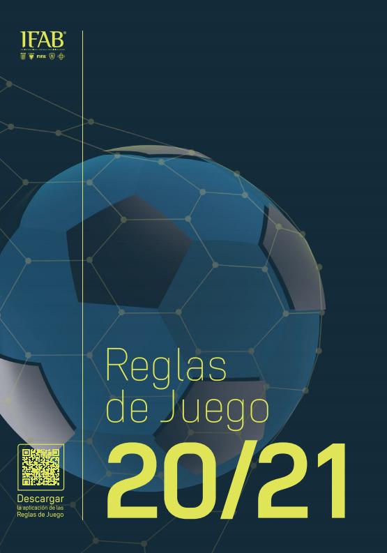 La IFAB publica las Reglas 2020/2021 con cambios, aclaraciones y correcciones.