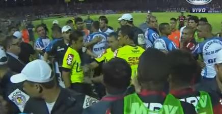 ¿Hubo ayuda de vídeo para los árbitros del Flamengo-Fluminense?