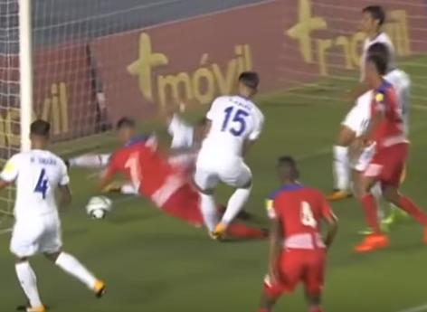 El gol fantasma de Panamá y el indirecto directo de Perú